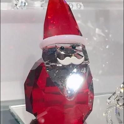 Swarovski Santa Gnome Aux