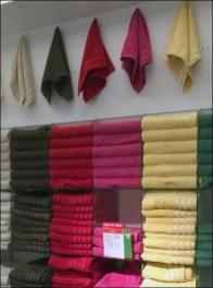 Towel & Wash Cloth Color Array 2