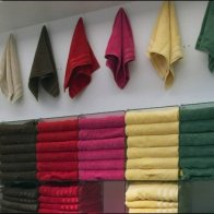 Flagging Towel Color From a Distance
