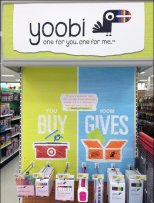 You Buy, Yoobi Gives 1