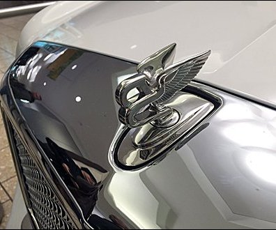 Bentley Branding One-Upmanship