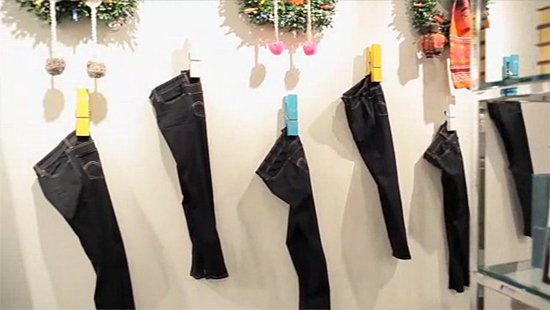 christinetaylorcollection clothes clipped jeans