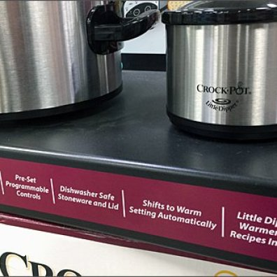 Crock Pot Point of Purchase 2