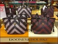 Dooney & Bourke Bipolar Branding