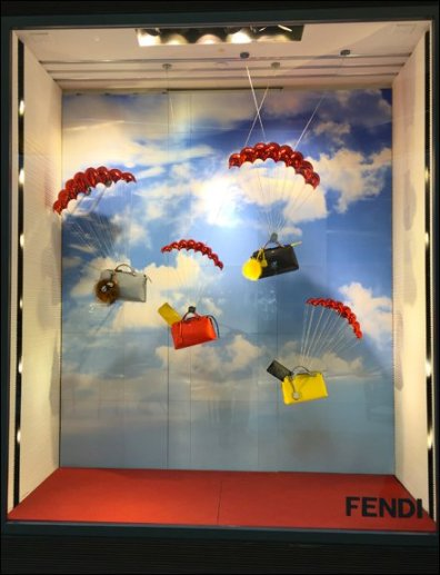 Fendi Branded Parasail 1