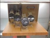 Fossil Wood Plug-N-Play Wrist Watch Bases