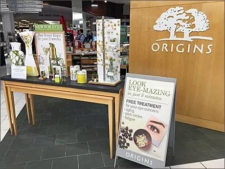 Origins for Eyes Overall