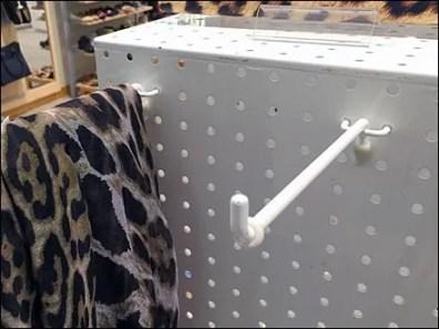 Perfed Metal Pegboard Box Hook 2
