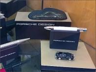 Porsche Pen Plus Matchbox Car