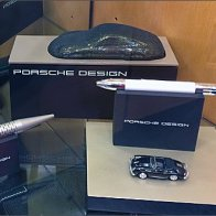 Porsche Pen Plus Matchbox Car