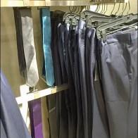 Recessive Necktie Sadddle Mount G1