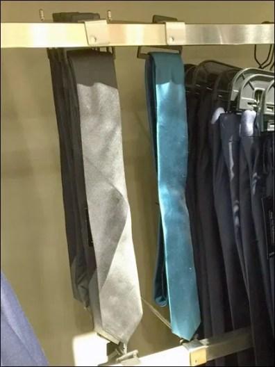 Recessive Necktie Sadddle Mount G3