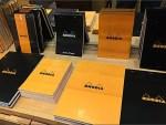 Rhodia Journal Display Aux