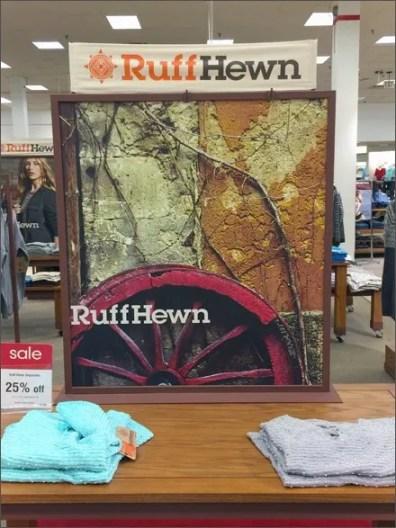 Rough Hewn Canvas Banner Main