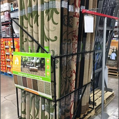 Self Service Pallet Carpet Sales Main