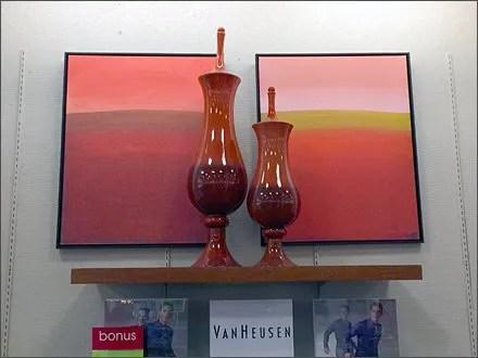 VanHeusen Artistic Tastes Front