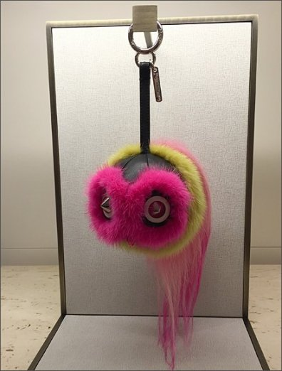 Fendi Foofy Shrunken Head 2