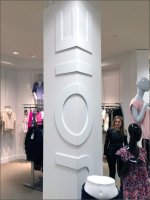 Joie Brands Architectural Column