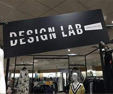 Lord & Taylor Design Lab Masthead Clamp