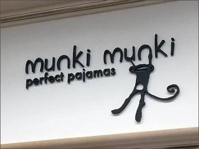 Munki Munki Pajama Branding Logo 2