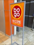 BOGO Now A Trademarked Retail Term