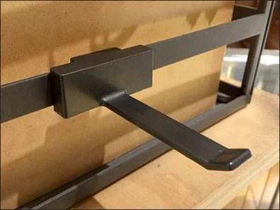 Deep Design Plastic Butterfly Bar Hook Main