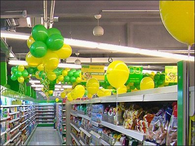 Euro Fixture Balloon Decor 3