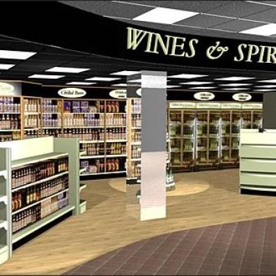 Euro Fixture Wine and Spirits 2
