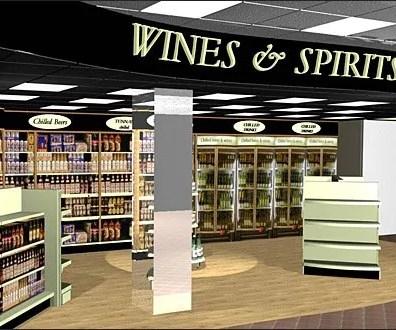 Euro Fixture Wine and Spirits 3