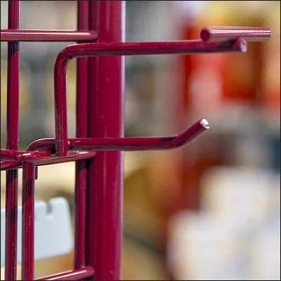 Euro Periscope Flip Front Grid Hook 4