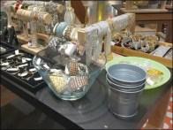Galvanized Jewelry Pail