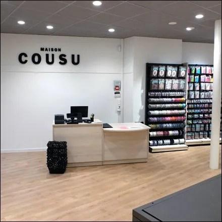 Maison Cousu - Mondial Tissu - Paris 2014 by CAEM Main