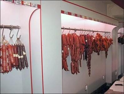 Meat Hook Merchandising by S-Hook 1