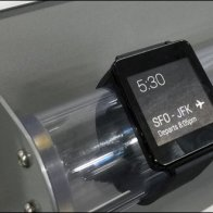 SmartWatch Wrist Display Bar Aux