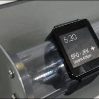 SmartWatch Wrist Display Bar Aux
