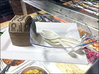 Wegman's Buffet Samplers 2