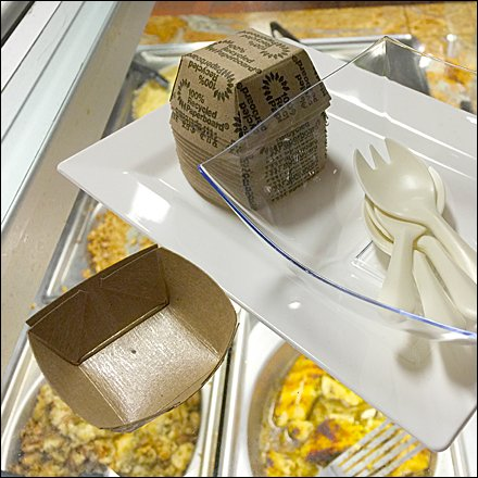Wegman's Buffet Samplers aux