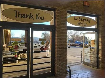 Wegman's Thank You For Shopping Main2