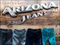 Original Arizona Jean Company Branding
