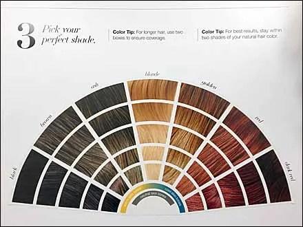 Haircolor Color Codes 2