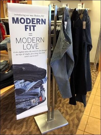 Modern Fit, Modern Love FaceOut Banner Main