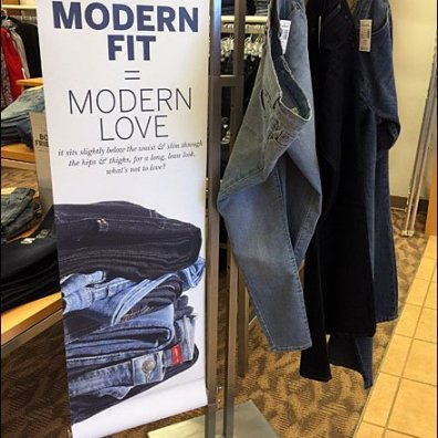 Modern Fit, Modern Love FaceOut Banner Main