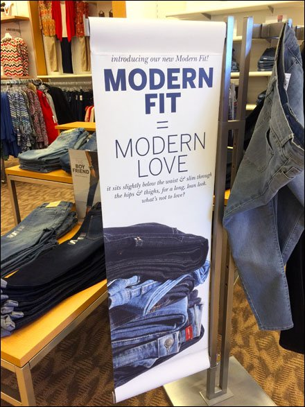 Modern Fit Banner Sized for Faceout