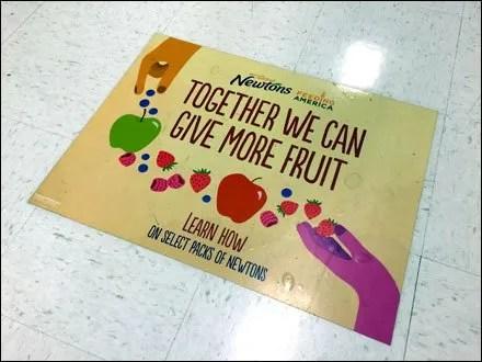 Newtons® Together Fruit Feeding America Main