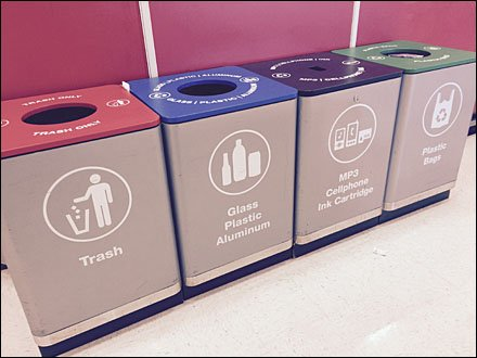 Recycling Center For All Contingencies