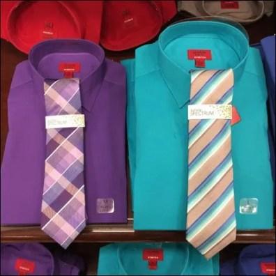 Alfani Spectrum Dress Shirt Multilevel Branding 0