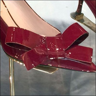 Be-Ribboned High Heels 3