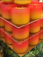 Acrylic Overlays Candle Tower Support