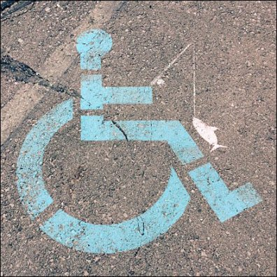 Handicapped Gone Fishing Main