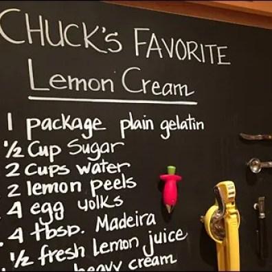 Cooks' Tools Utensil Chalkboard 3
